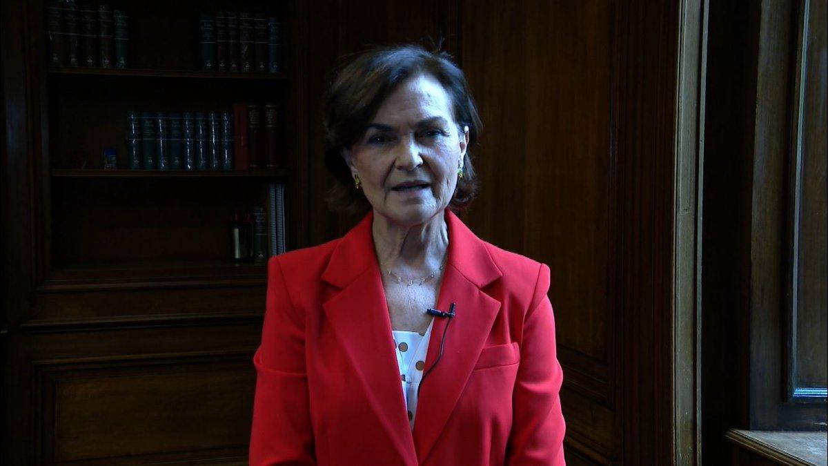 Foto cedida por Vicepresidencia del Gobierno