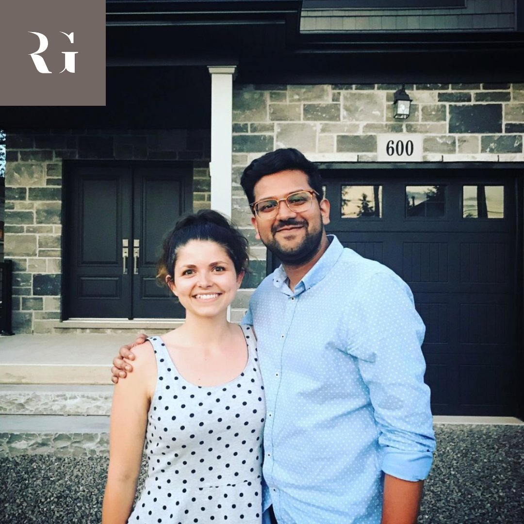 Love seeing the smiles on our clients faces when we help them find the perfect home😊Joshua & Iva are First-Time Buyers who we helped find a brand new starter home in their price range! We must be doing something right🤗 #marchforth #exp #exprealty #rgrgravingfans