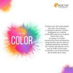 Image for the Tweet beginning: #SabíasQue | Teoría del Color
