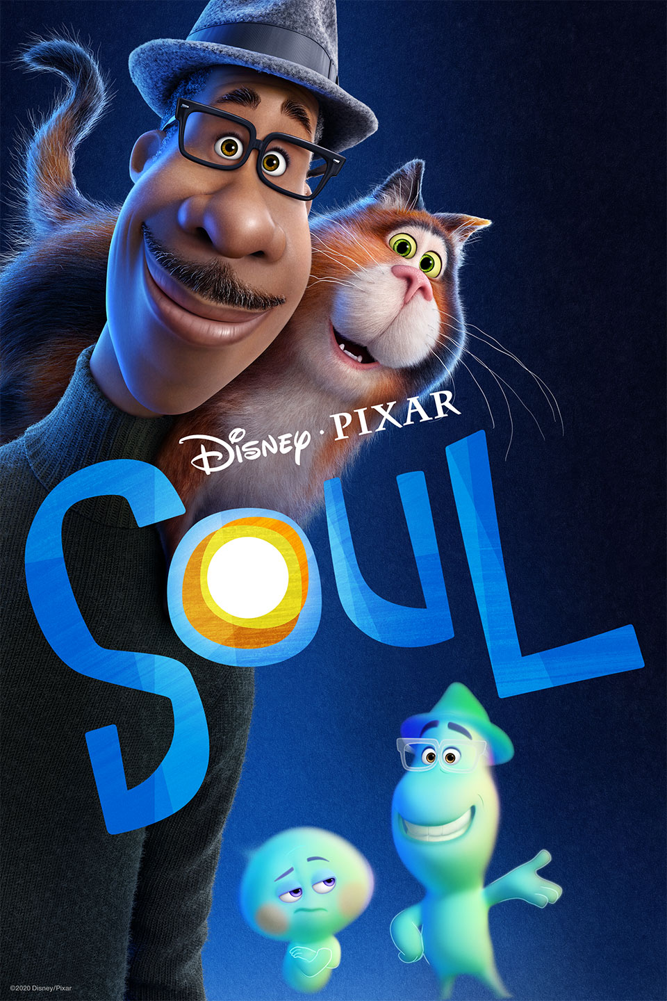 Disney and Pixar Soul Review and Giveaway