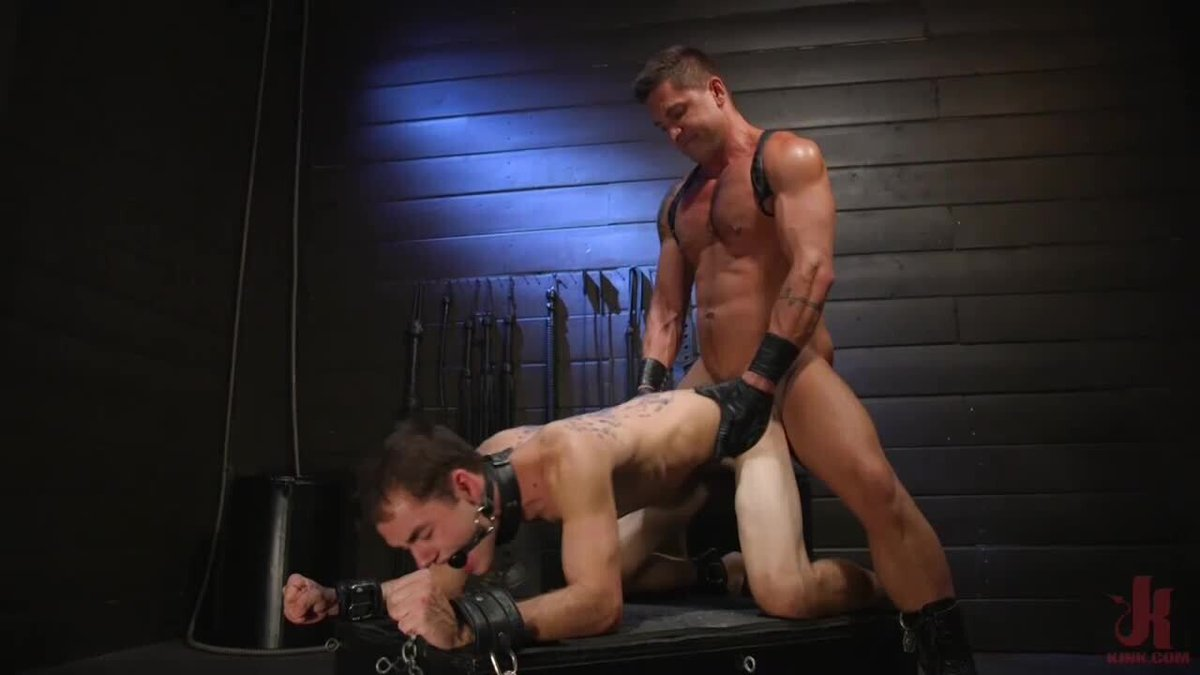 Black master white slave gay fetish gay male piss and adult