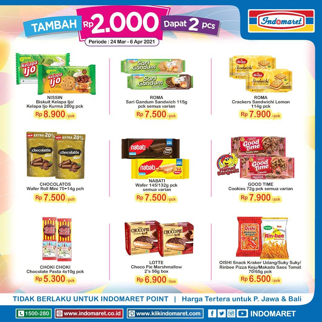 Promo Snack Murah
