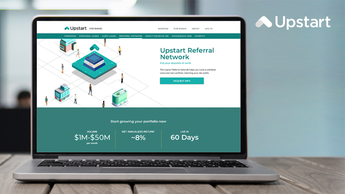 test Twitter Media - Today we are announcing general availability of the Upstart Referral Network -- a unique AI driven system that matches borrowers with banks and credit unions.   Learn more at ➡️  https://t.co/qjjwxQhbVs https://t.co/XyScLbU44m