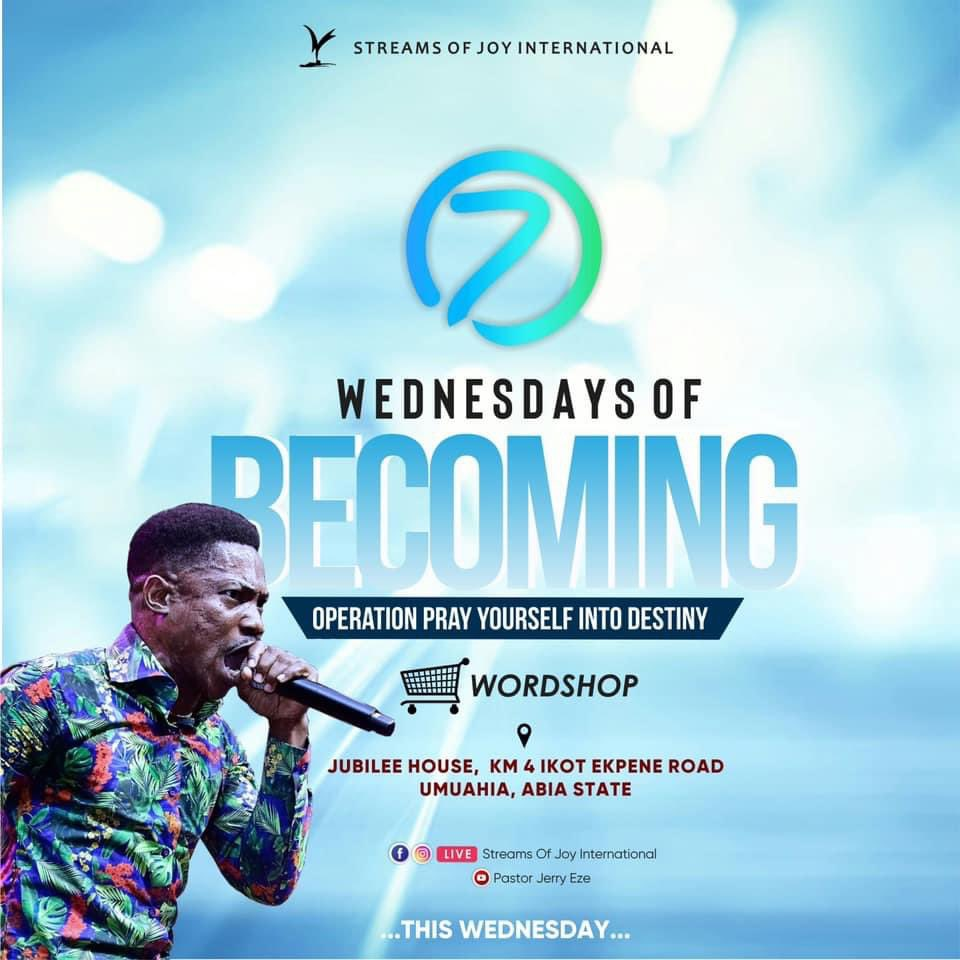 If you love to pray DESTINY PRAYERS...Join us Today as we birth.... WE ARE PRAYING TODAY, JUST PRAYERS🔥🔥🔥 We can feel the labour pangs.... We have taken the right positions for this.... It's a BECOMING TRAVAIL...Jesus!!!! See you by 5pm Declare after me- I AM BECOMING!!! https://t.co/rjZyBWXdy1