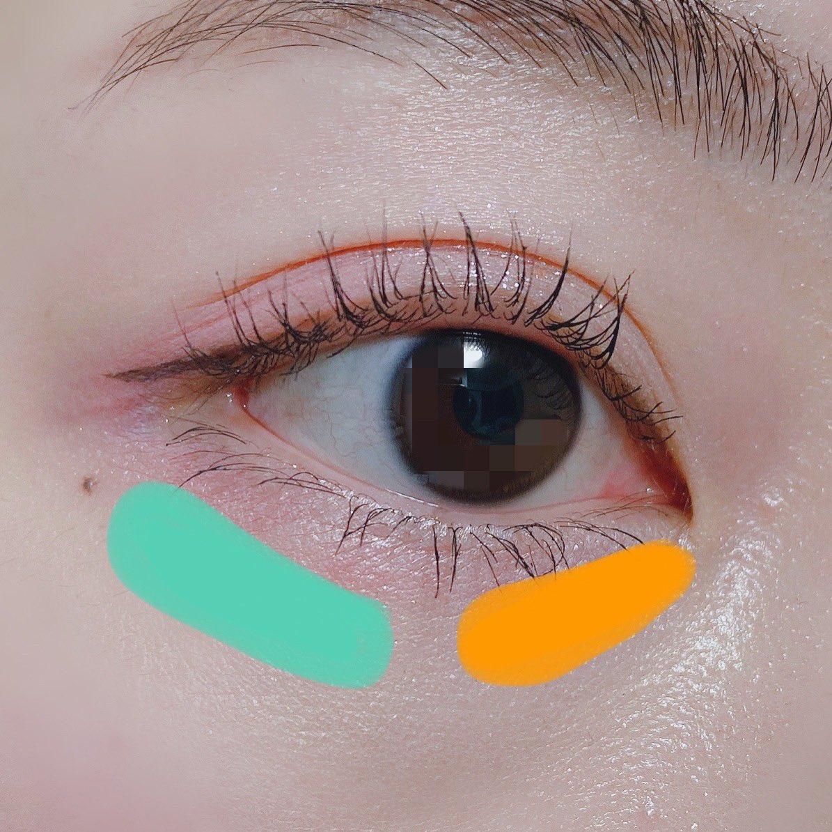 コンシーラーで涙袋をさらにぷっくり見せる方法!目の形の印象を変える効果も!