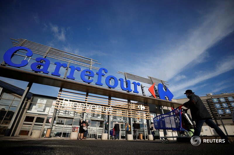 Carrefour makes most of French M&A exceptionalism https://t.co/P2pdNB7ZDX @aimeedonnellan https://t.co/Rzm6wiH87z