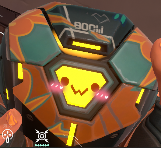 How other people see boombot vs how I see boombot