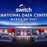 Image for the Tweet beginning: International #DataCenter Day is designed