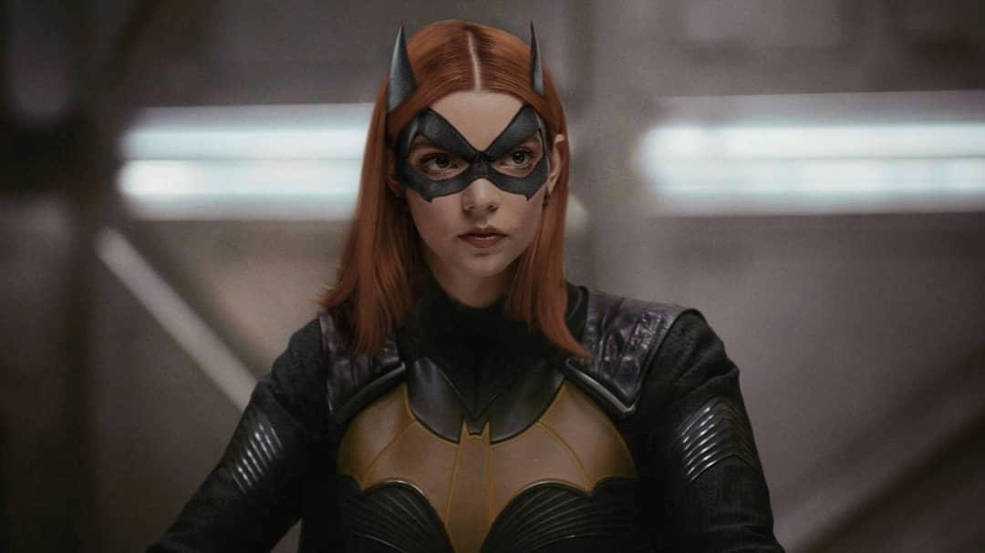 Anya Taylor-Joy como batgirl
