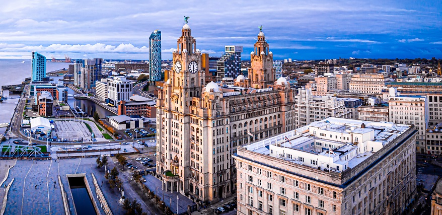 Why was the city of Liverpool delisted as a world heritage site by Unesco?