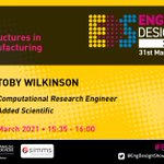 Image for the Tweet beginning: Our very own Toby Wilkinson