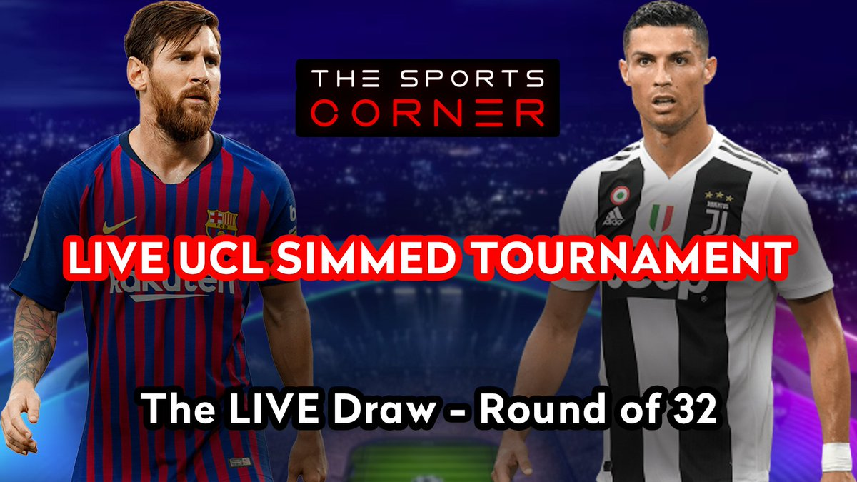🚨 FIFA 21 UCL TOURNAMENT! 🚨  🎮 The biggest tournament on our channel so far - but who will face who?  ⚽️ Join us for our LIVE draw to find out which teams everyone gets, and who they will face TOMORROW at 7pm!  https://t.co/wwsR0AyRjY  #FIFA #UCL #FIFA21 #ChampionsLeague https://t.co/CaZU3XkP7y