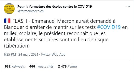 """Vincent Glad on Twitter: """"Voilà la vraie information, publiée dans le Canard  enchaîné. Ce n'est pas Macron qui a tancé Blanquer, mais Stanislas Guerini,  patron de LREM, qui s'est emporté, expliquant que """""""