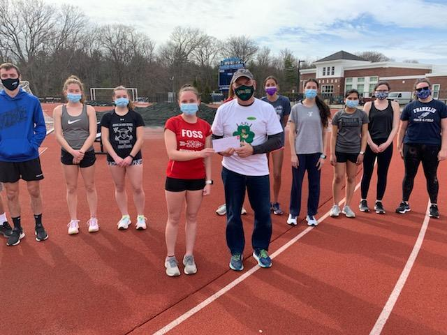 Bishop Feehan XC | Track thanks FHS Track for contribution to AJsArmy