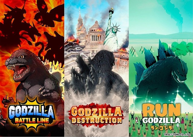 test ツイッターメディア -【全世界に上陸】東宝、スマホ向けゴジラゲーム3作品を2021年に連続リリースへhttps://t.co/zK8Bui1B24放置育成ゲーム『RUN GODZILLA』、都市破壊アクションゲーム『GODZILLA DESTRUCTION』、怪獣オールスターバトル『GODZILLA BATTLELINE』の3タイトルとなる。 https://t.co/Y4qtpjkQw7