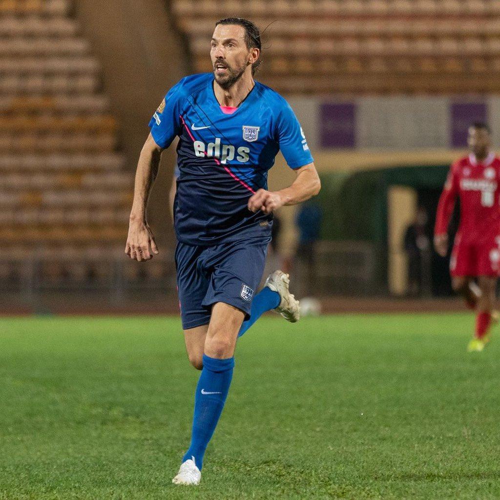 "Backheel Media on Twitter: ""⚽ 𝗞𝗜𝗧 𝗚𝗜𝗩𝗘𝗔𝗪𝗔𝗬! 🇭🇰 💙 Want to win  this signed Dejan Damjanović Kitchee SC shirt? 1⃣ RT + like this 2⃣ Follow  @BackheelMedia 3⃣ Tag a football-crazy mate"
