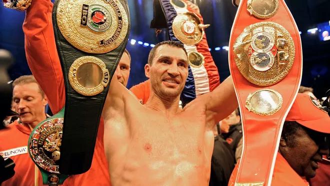 Happy 45th Birthday for first ballot HOF-er & long reigning HW champion Wladimir Klitschko