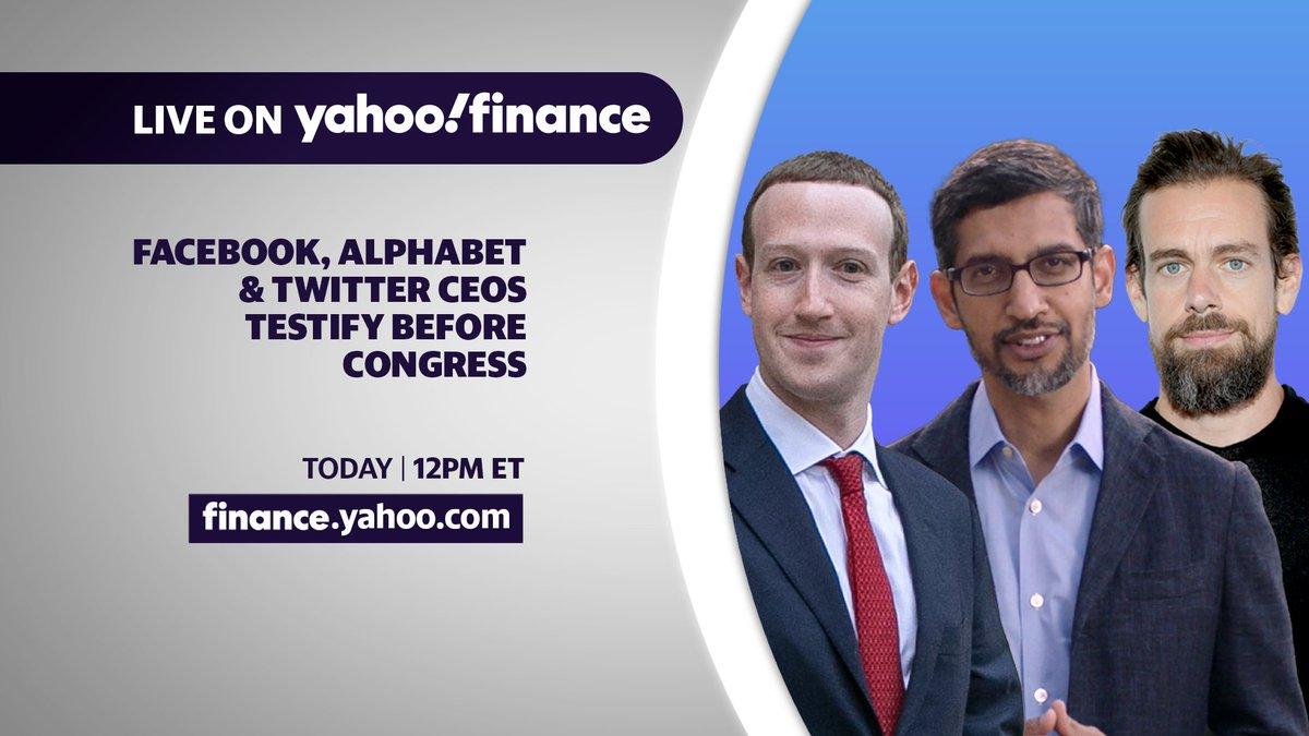 Yahoo Finance auf Twitter