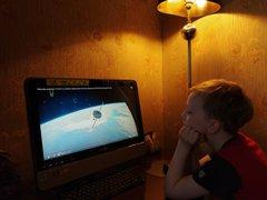 Космическая онлайн-экскурсия