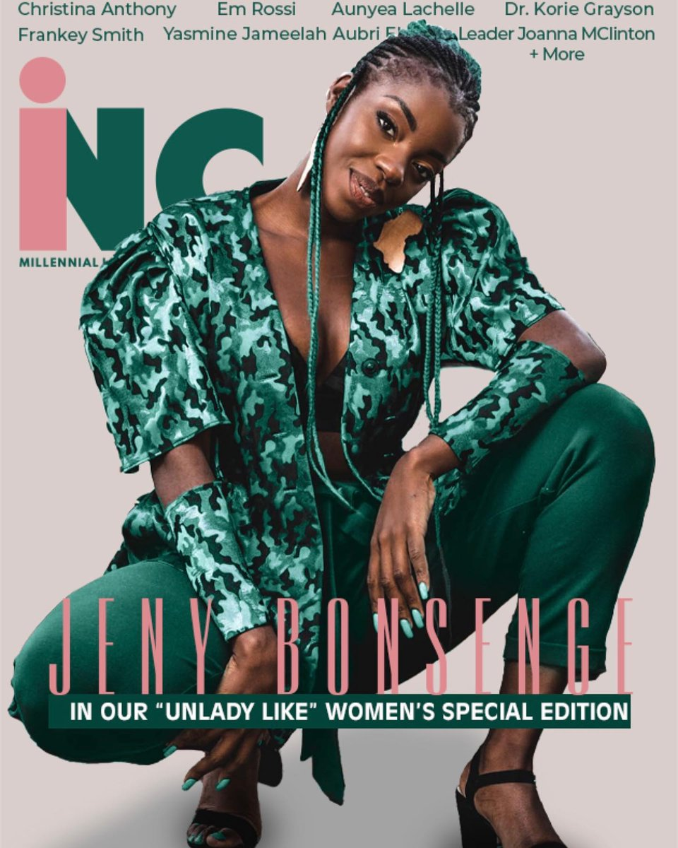 test Twitter Media - It's such an honor to be alongside so many extraordinary women celebrating the end to Woman's month with @inclubmagazine! See the full woman's issue out now! https://t.co/p6F1QEcf0u https://t.co/7OYVbwgp3W