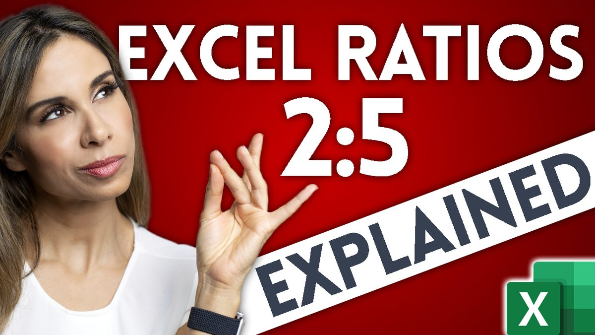 Easily Calculate Ratios in Excel