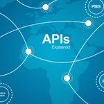 """Image for the Tweet beginning: EEN """"API"""" - WAT IS"""