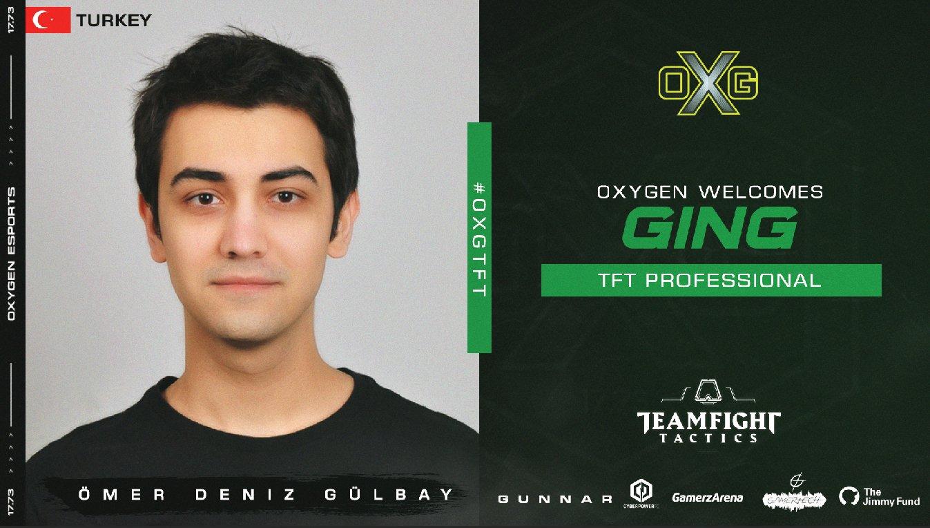 TFT Fates Championship - Ging