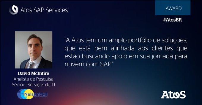 A Atos foi reconhecida como Líder em Serviços de Migração SAP para Nuvem pelo...