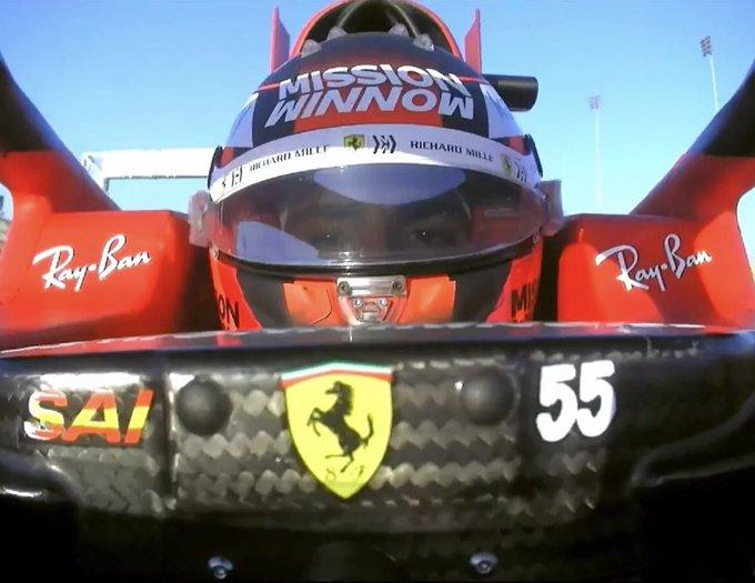 Entrenamientos libres 2 Gran Premio de Fórmula 1 Bahréin 2021 / Crónica