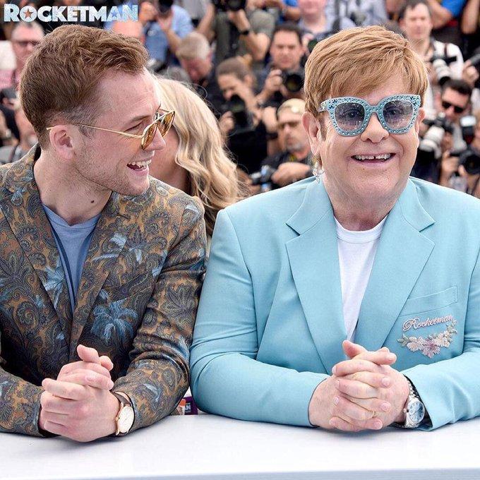 Wishing a Happy Birthday to the Rocketman himself, Elton John!