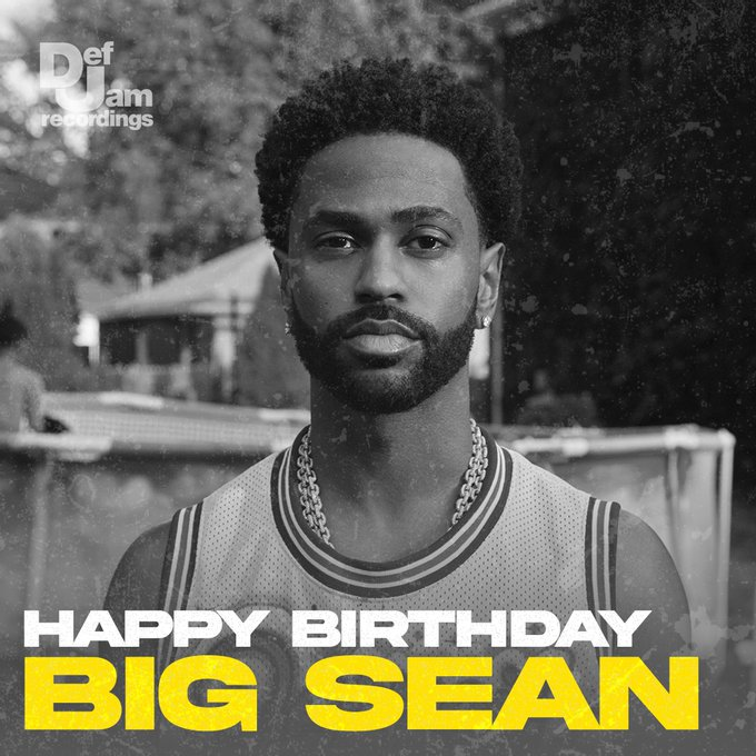 Happy Birthday to our guy Big Sean
