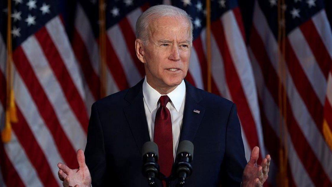 الرئيس الأمريكي جو بايدن نبحث توفير 5 آلاف سرير للمهاجرين على الحدود 🇺🇸