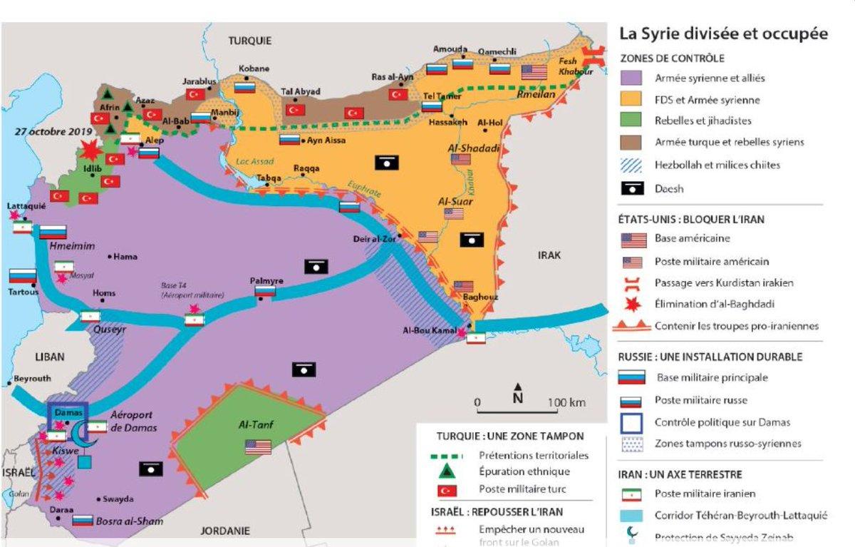 Обзор сирийской текучки от одного из читателей `Рупора Тоталитарной Пропаганды`.