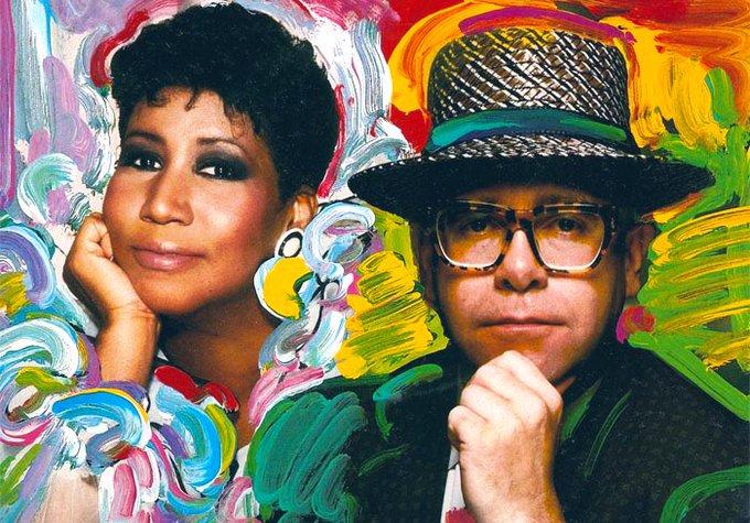 We all meant Happy Birthday Elton John &