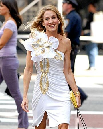 Sarah Jessica Parker is 56 today. Happy birthday to the woman who played Carrie