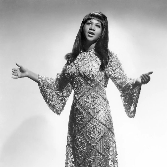 Happy birthday to the queen herself, Aretha Franklin What s your favorite Aretha song?!