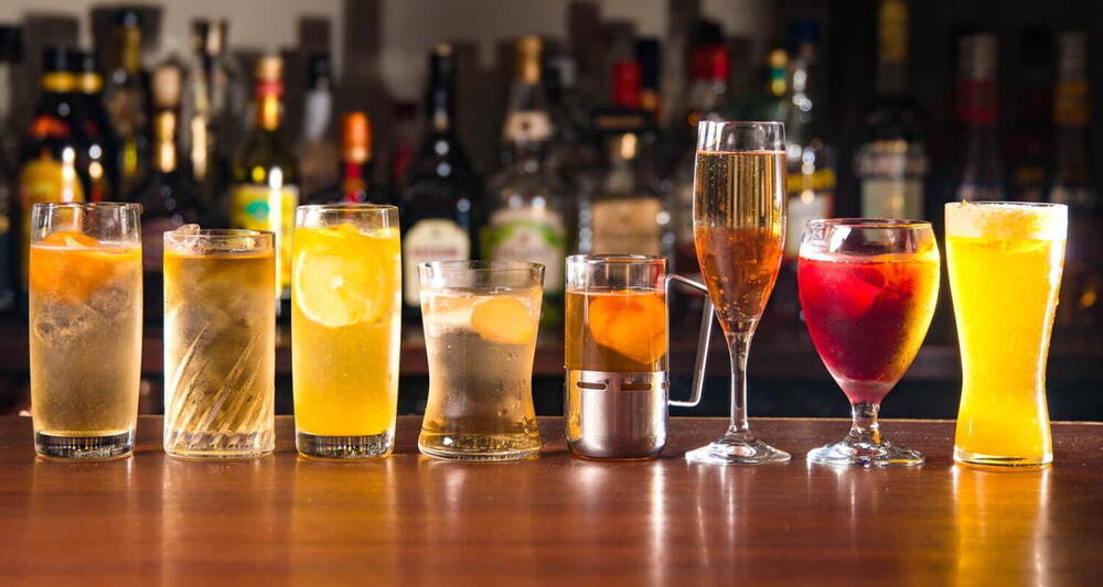 梅酒カクテル専門店がすごい!『ザ チョーヤ銀座BAR』のアフタヌーンティーで梅ドリンク50種類以上飲み放題!