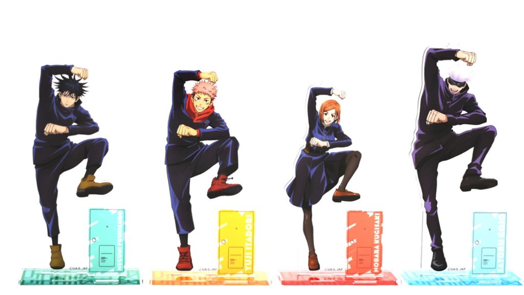 Shiro Gojo Satoru On Twitter The Height Difference Between Gojo And The First Years