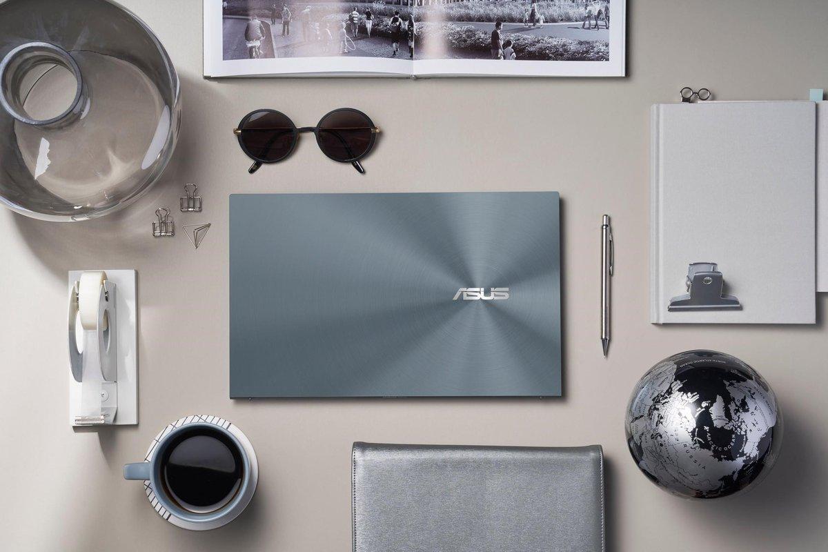 Ultralight ZenBook Intel Gen 11