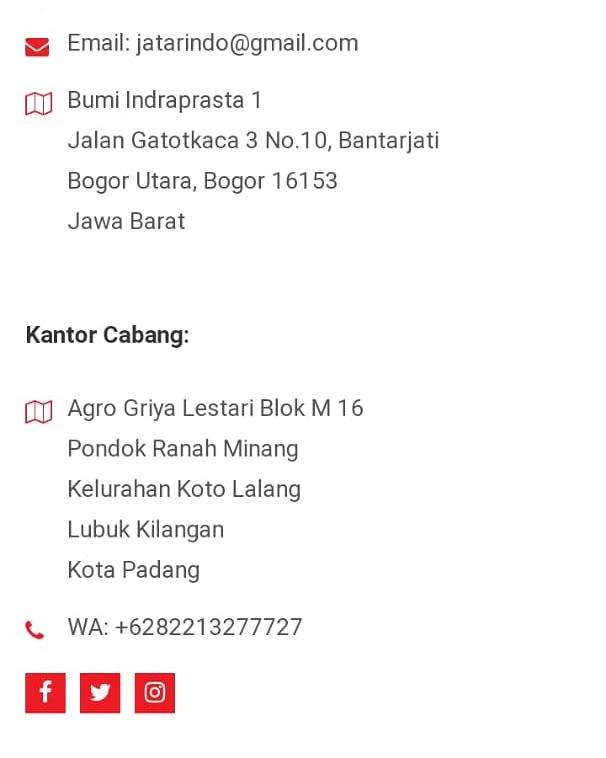 Jatar Indo On Twitter Telah Dibuka Pendaftaran Bagi Calon Driver Jatar Ojol Di Jabodetabek Sekitarnya Dan Di Kota Padang Silahkan Menghubungi Kantor Pusat Di Bogor Dan Kantor Cabang Di Padang Https T Co Wuh3hnrzyc