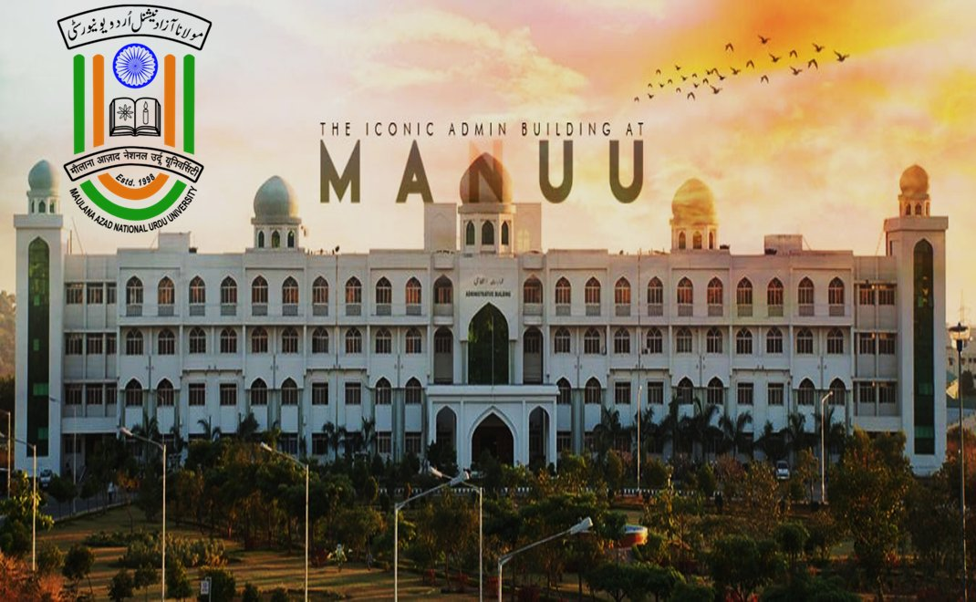 Faculty Position in MANUU (a Central University), Hyderabad, India