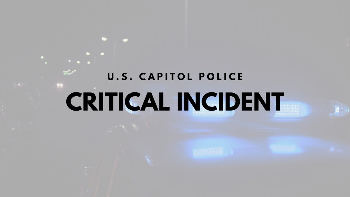 CRITICAL INCIDENT: USCP is responding to the North Barricade vehicle access point along Independence Avenue for reports someone rammed a vehicle into two USCP officers. A suspect is in custody. Both officers are injured. All three have been transported to the hospital. https://t.co/4TXIdulJc6