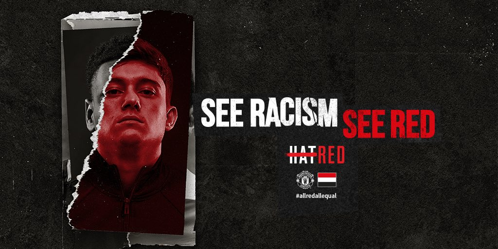 #SeeRed. Report it. Stop it. Your inaction has a consequence #allredallequal https://t.co/FbWdx5nbUA