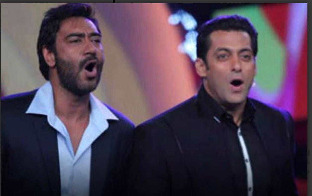 Happy birthday brother, wish u all the health, happiness, success.. stay blessed stay safe . @ajaydevgn