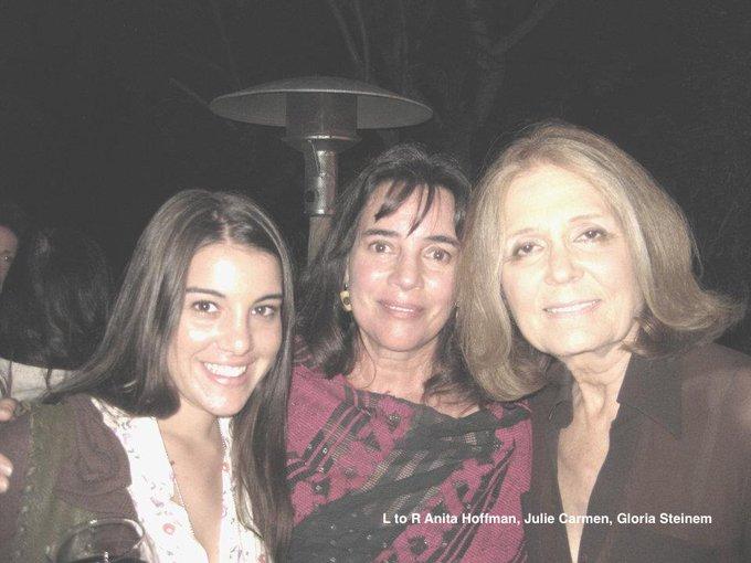 Happy Birthday, Gloria Steinem!!!