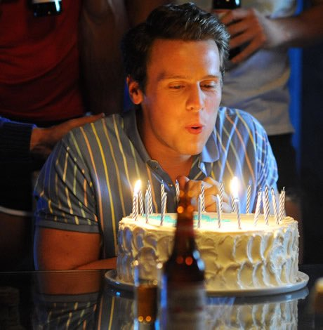 Happy Birthday to two of my favorite performers ever - Jonathan Groff and