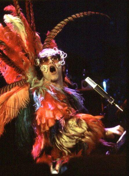 Happy birthday, Sir Elton John