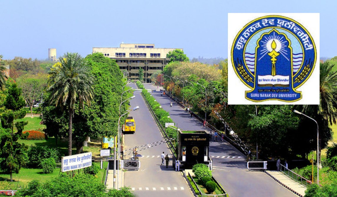Teaching and Non-Teaching Posts at Guru Nanak Dev University, Amritsar