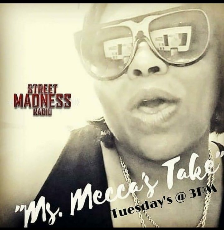 #MsMeccasTake😘 Live💃🏽and only on @smr_radio every Tuesday 2pm Cst/ 3pm Est❣ #DontMissIt 💋💨💨💨 https://t.co/8NrvvN1Vis
