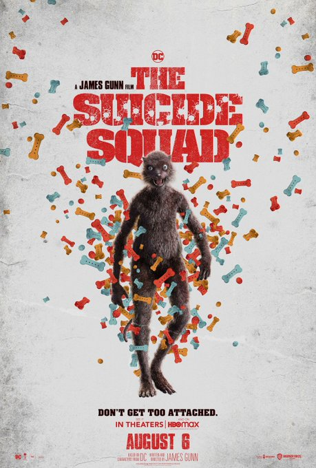 The Suicide Squad Character Posters Revealed 7
